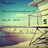 Camons! presenta su nuevo EP con unconcierto